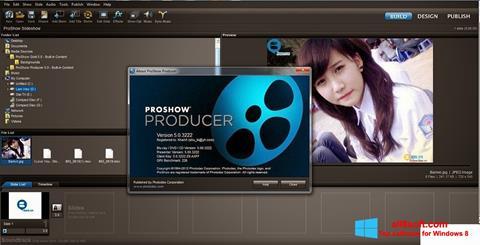 צילום מסך ProShow Producer Windows 8
